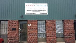 Atelier de soudure en affaire depuis 2009 à vendre