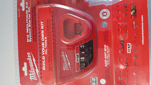 milwaukee M12 charger Kitchener / Waterloo Kitchener Area image 1
