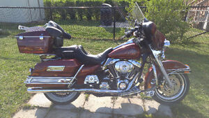 2002 Harley Davidson Electra Glide Classic