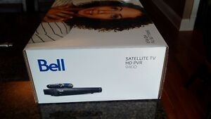 Bell Express VU HD PVR receiver 9400
