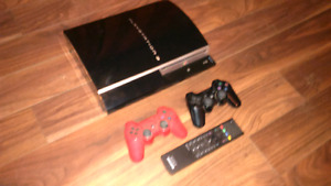 Ps3 and 20 games for sale