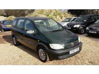 2003 Vauxhall Zafira Club 1.6 7 Seater 11 Months MOT Service History 2 Former...