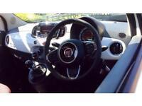 2016 Fiat 500 Pop Star Manual Petrol Hatchback