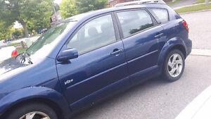 2005 Pontiac Vibe Hatchback