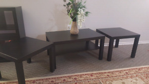 Ikea Coffee/End tables