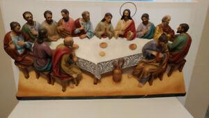 Spiritual, Christian sculpture