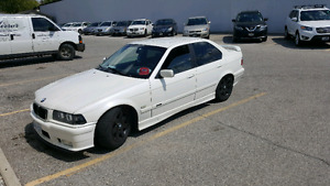 1997 bmw 328i m3 body kit  want gone asap 1000$ firm