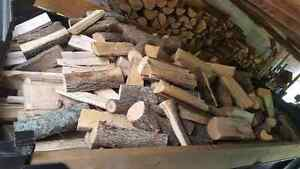 Firewood all hardwood FREE DELIVERY