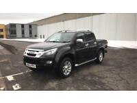2013 62 PLATE IZUZU RODEO D-MAX D/C 2.5 D-CAB PICK-UP