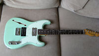 rare Fender Pawnshop 72 Excellente condition Made in Japan