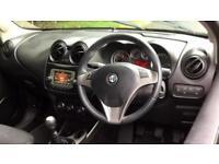 2015 Alfa Romeo MiTo 1.4 TB MultiAir 78 Progression Manual Petrol Hatchback