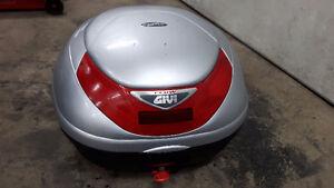 coffre moto GIVI 350 flow