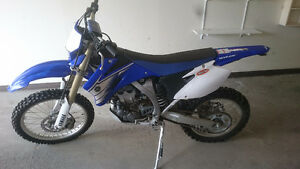 2007 Yamaha WR250F - Low KM