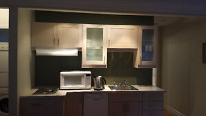 Furnished 1 bed, 1 bath Luxury Suite, short term, available now North Shore Greater Vancouver Area image 2