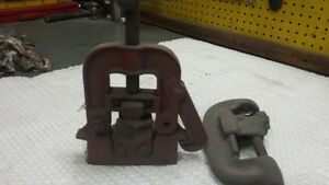 """2"""" RIGID PIPE CLAMP AND CUTTER"""