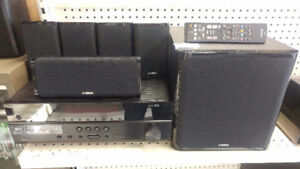 YAMAHA 5.1 Home Theatre System HTR-2071