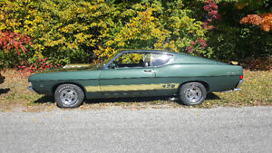 Wanted 1968/69 Ford Fairlane 500/ torino parts West Island Greater Montréal image 2
