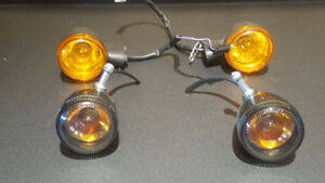Harley Davidson XR1200 Stock Front & Rear Signals For Sale