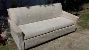 PULL OUT SOFA COUCH;  Sale/trade