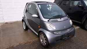 2005 smart fortwo diesel convertible