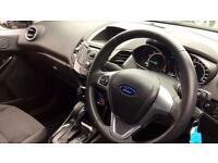 2014 Ford Fiesta 1.6 Zetec Powershift Automatic Petrol Hatchback