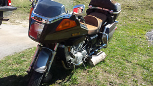 YAHAMA MOTORCYCLE FOR SALE