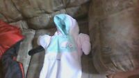 Fall/Winter 0-3 month Girl suit