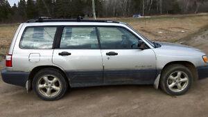 2001 Subaru Forester Wagon