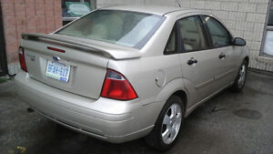 2007 Ford Focus - LOW kms