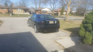 """2008 ford fusion SEL *18"""" alloys* low kms"""
