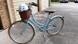 Ladies bike pappillionaire