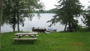 Just cancelled 2 bdr waterfront cottage Aug.25-31 $80 nt
