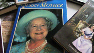 Royalty Books, Queen, Queen Mother -6 Books for $25 Kitchener / Waterloo Kitchener Area image 5