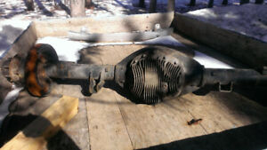REAR DIFF FOR A 2012 RAM 3500 DUALLY