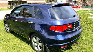 2007 Acura RDX SUV,  142000km! Safety emission dane!
