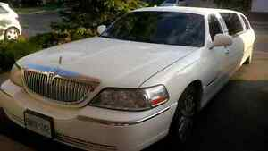 2006 Lincoln Town Car stretch limousine+free2007 towncar L sedan