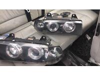 BMW e36 Angel headlights for sale!