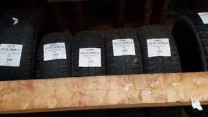 4 x Michelin MX4 175/65R14 6-7/32 Tres Beau!