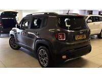 2017 Jeep Renegade 1.6 Multijet Limited 5dr Manual Diesel Hatchback