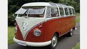 Looking for Volkswagen Type 2 Bus