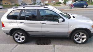 BMW X5 VUS ...beautifull ...mint !!!