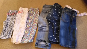 Lot of 12-18 month girl's clothing