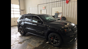 2015 Jeep Grand Cherokee SRT SUV, Crossover