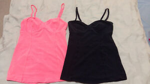 assorted brand name tops - sizes small/medium!