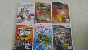 Nintendo wii video games and consoles for sale Stratford Kitchener Area image 1