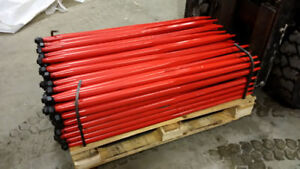 HEAVY DUTY BALE SPEARS/TINES/SPIKES