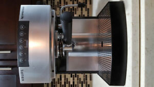 Krupps Nespresso  machine