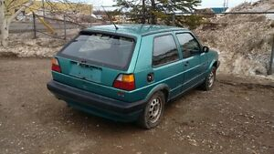 1992 Volkswagen Golf gti Hatchback