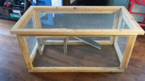 Grande cage pour lapin, hamster, petits animaux