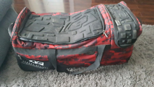 Paintball Planet Eclipse Red Gear Bag